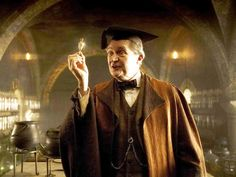 Can You Name These 51 Harry Potter Characters? Horace Slughorn Easy Peasy Lemon Squeazy 51/51