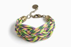 Stussy Woven Rope Bracelet #stussy #bracelet #spring2013