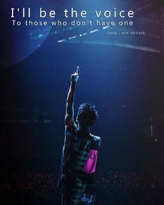 One Ok Rock Lyrics, The Voice, Movies, Movie Posters, Films, Film Poster, Popcorn Posters, Cinema, Film Books