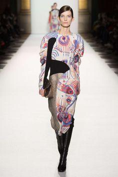 Dries Van Noten, Automne/Hiver 2018, Paris, Womenswear
