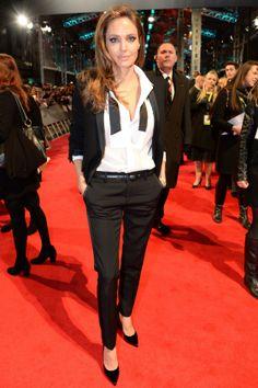 BAFTAS 2014: Angelina Jolie