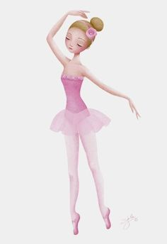 Ballet Girl By Sybil
