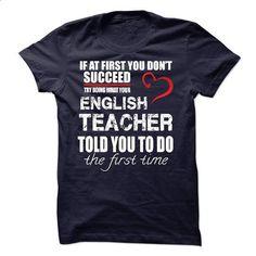 English Teacher - #tshirt art #sweater for women. ORDER HERE => https://www.sunfrog.com/LifeStyle/English-Teacher-61331054-Guys.html?68278