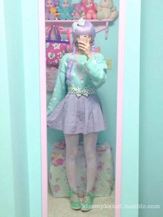 Fairy Kei Coordinate.