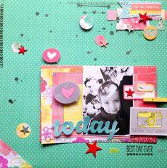 Love Paper: Tutorial: Capas Capas Capas!