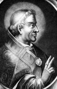 Pope st. Agapetus I
