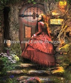 Once Upon A Fairytale Max Colors [MALDONALDOMC1257] - $19.00 : Heaven And Earth Designs, cross stitch, cross stitch patterns, counted cross stitch, christmas stockings, counted cross stitch chart, counted cross stitch designs, cross stitching, patterns, cross stitch art, cross stitch books, how to cross stitch, cross stitch needlework, cross stitch websites, cross stitch crafts