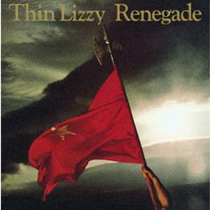 Thin Lizzy - Renegade on Import LP