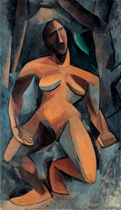 Dryad, 1908 Pablo Picasso (Spanish, 1881-1973) picasso-Gertrude Stein - Henri Rousseau..   Support us forA serious banquet!   on Kickstarter https://www.kickstarter.com/projects/322723735/a-serious-banquet