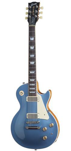 #Gibson Les Paul deluxe 2015 - Pelham Blue