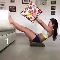 13 Exercícios Fáceis Para Fazer em Casa e Definir Abdômen.