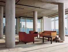The Krefeld Collection features the pure composition and sobering simplicity characteristic of all of Mies van der Rohe's work   Knoll