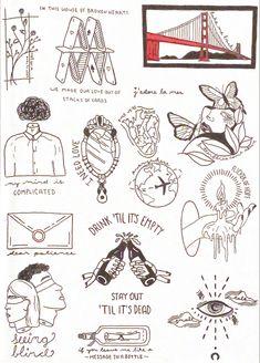 Baby Tattoos, Mini Tattoos, Cool Tattoos, Tatoos, One Direction Tattoos, One Direction Drawings, Sharpie Tattoos, Harry Styles Tattoos, Real Tattoo