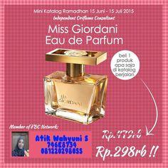 746E8734/081220298055 Parfum terbaik wanita Oriflamedengan kesegaran bunga neroli khas italia. harga Reguler Rp 479.000 harga diskon Rp 298.000