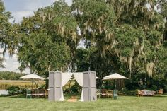 Magnolia Plantation Wedding by Riverland Studios and Duvall Events