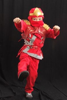 Kai, Lloyd & Zane from Ninjago: child's costume thread - Page 3