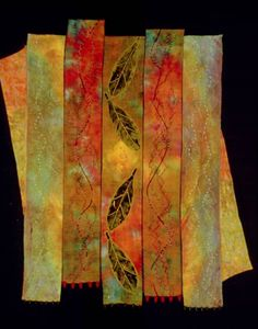 Wind Whispers artquiltnetwork.com