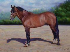 """33 Likes, 3 Comments - CorryvanHoorn-paintings (@corryvanhoorn) on Instagram: """"Helsinki, oil on canvas, 60 x 80 cm #horseart  #horse #paarden  #paardenkunst #oilpaintings…"""""""
