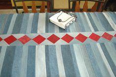 Denim Table Cloth