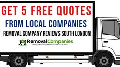 Removal Company Reviews South London - Reviews for Removals Companies in South London
