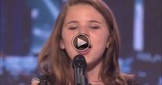 """10 Year Old Sings 'House Of The Rising Sun"""" And Leaves The Judges Speechless."""