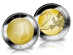Itsenäinen Suomi 100 vuotta -erikoiseuro! Nämä viedään käsistä, nappaa itsellesi heti juhlavuoden odotettu raha täältä vain 2 eurolla (+toim. kulut) >> www.erikoiseurot.fi  #Suomi100vuotta
