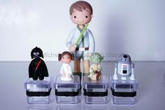 Biscuit Star Wars.