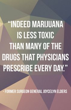 Former Surgeon General supports marijuana legalization | massroots.com