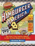 """Hamburger America: One Man's Cross-Country Odyssey to Find the Best Burgers in the Nation"": The 2005 documentary DVD that is included with the book showcases Motz's travels across the country where he documented 8 classic burger restaurants. Since 2005, the author has kept up his burger travels and in this book he features 100 hamburger joints in 39 states. I really like that the author limited his selections to independently owned Mom-and-Pop restaurants that use fresh foods. Motz also …"
