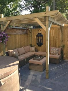 Here are 15 pergola designs that will enhance your outdoor space. Take a look at the photos below to inspire you for your next bigger outdoor project.