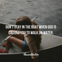 Imagen vía We Heart It https://weheartit.com/entry/142860040 #boat #god #jesus #love #water