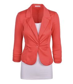 Auliné Collection Women's Casual Work Solid Candy Color Blazer Coral 3X Auliné Collection http://www.amazon.com/dp/B00JXZ5AYE/ref=cm_sw_r_pi_dp_k070tb1MC99HR11T