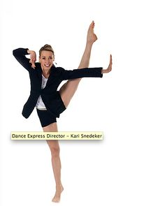 Entrepreneur & Artist, Kari Snedeker is the founder and Director of Dance Express is a graduate of Mason Gross School of Arts, Rutgers University, received her Bachelor of Fine Arts degree in 1988. The degree represents advanced training in modern dance, choreography and ballet. The school's programs continue to be designed for the current times through her vision and direction. http://www.thedanceexpress.com
