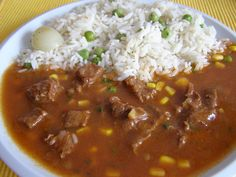 Chana Masala, Chili, Pork, Food And Drink, Beef, Ethnic Recipes, Kale Stir Fry, Meat, Chile