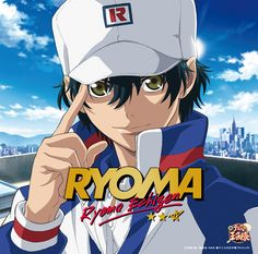 Prince of Tennis - Character Song Ryoma Echizer!