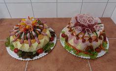 dort - Salámový (slaný) / cake - Sausage (salty