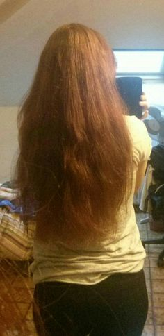 Natural hair growth. Natural color. 86 cm, I will keep grow my hair until 110 cm <3