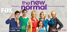 """A série """"The New Normal"""" chega a FOX com estreia no domingo. A nova comédia de Ryan Murphy, o criador dos sucessos """"Glee"""" e """"American Horror Story"""", acompanha um casal homossexual que sonham em iniciar uma família. Eles contratam uma mulher e mãe solteira com problemas financeiros, para ser a sua barriga de aluguel.    Compartilhe a novidade com seus amigos e dê curtir ai!!!    http://www.clarotvparceiro.com.br/"""