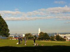 Sunset Park in Brooklyn, NY