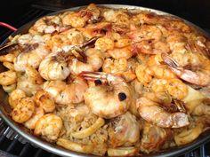 Fare Judgement: Paella de Mariscos