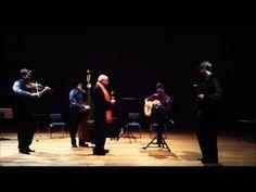 Giora Feidman & Gitanes Blondes - Golden Chasene - Rehearsal - YouTube