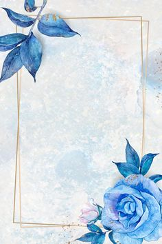 Download premium psd / image of Blue botanical frame design space by Adjima about background, marble, Light blue marble, purple paint marble art, and background flower frame 2472875