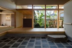 Completed in 2016 in Japan. Images by Shigeo Ogawa. The house is located in the suburbs of Matsuyama, a northwestern city of Shikoku, a region famous for ohenro, or the Shikoku pilgrimage. The...