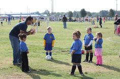 Montgomery County Soccer Association: Great volunteer run recreational league for kids!