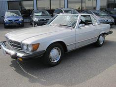 Mercedes-Benz SL 450 1974, 92 000 km, kr 97 000,- -