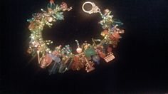 In the Garden Bracelet (design by Lorna)