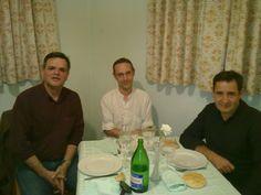 Con Eduardo Gonzalo y Carlos Lopes (ISPA, Lisboa) Salamanca 2012
