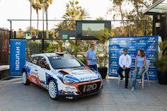 TIEMPO DE DEPORTE: Surhayén Pernía y el Hyundai i20 R5, candidatos al...