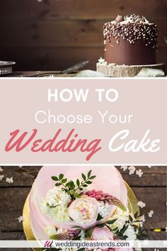 The perfect wedding cake is a great part of your decorations and should reflect the couple's style and taste. Check out this quick guide including 8 helpful tips and Mistakes to avoid for planning your dream wedding cake and ideas on how to choose your wedding cake that most suitable for your wedding style and wedding theme. From flavors ideas, shape and size, decorations, traditions and Inspirations for different styles for amazing cakes designs