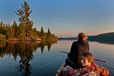 3 day Backcountry Canoe Camping Trips in northern Ontario with prices starting at $375/person...visit www.treksinthewild.com